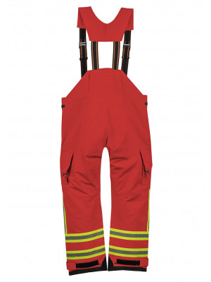 LHD Group Überhose V-FORCE MAX, NOMEX® COMFORT ROT