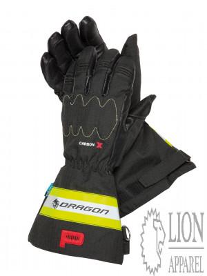 DRAGON 2.0 long Feuerwehrhandschuh mit CarbonX® gemäß EN 659:2008