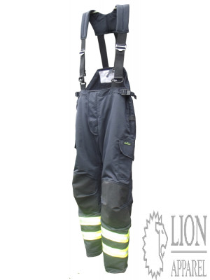 Lion Apparel V-FORCE Überhose blau Baugruppe F