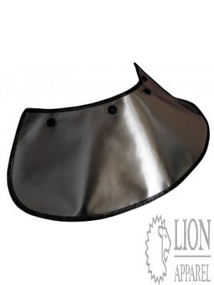 Aluminisierter Nackenschutz für Calisia Vulcan CV 102